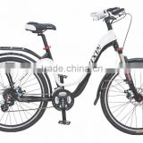 "26"" 700C 28"" 29"" inch aluminum alloy 26*457mm frame white city lady bikes bicycles with fixed gears 21 24 speeds bikesZXC300"