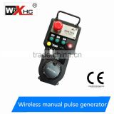 2016 High quality that 100PPR Wireless MITSUBISHI and FANUC Cnc machine manual pulse generator handwheel