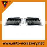 Manufacturer supply high quality chrome car front grill for mitsubishi pajero