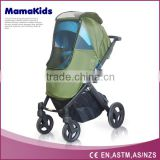 Hot selling China factory Baby Stroller Rain Snow Wind Sun Cover baby pushchair Weather Shield