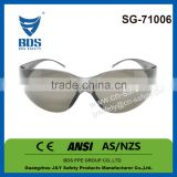 2015 Ce branded industrial safety spectacles anzi z87 safety spectacles