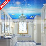 dropshipping ceiling for home decoration with buckle aluminium of home panel strip ceilings