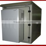 W-TEL fan cooling system telecom power equipment outdoor cabinet