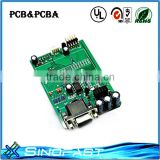 Heavy copper pcb for home burglar alarm system