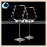 bohemia crystal wine glass shapes crystal stemware