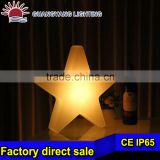 New arrival led light string christmas curtain lights stars outdoor hanging decorative stars