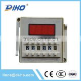 DIHO factory price hot selling good quality time delay relay 12 volt