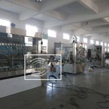 100% Factory Sale viscous liquid filling machine capping machine labeling machine for paste liquid