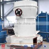 High Efficiency High Pressure Overhang Roller Mill grinding powder of Barite,Limestone, Kaolin, Cement from YUHONG Manufacturer