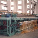 Rotating Hook Single Boat Trawl Net Making Machine