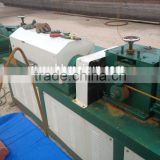 High Efficiency cnc wire cutting off straightening machine/automatic rebar straightening and cutting machine