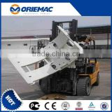 2.5-3t forklift with paper roll clamp bale clamp