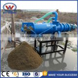 Factory price advanced sludge liquid and solid separator/cow dung dewater machine/manure dewatering machine
