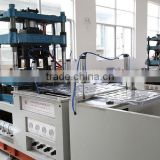 Automatic plastic blister machine for produce food packaging and pharmaceutical packaging