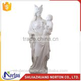 Alibaba Marble carving outdoor catholic Mary sculptures for sale NTMS-042Y