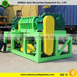 SUMAC Automatic waste tyre recycling shredder machine price