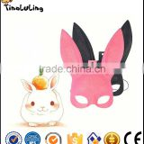 Halloween Ladies Bunny Girl Rabbit Mask Fancy Dress Outfit Play Sexy Rabbit Party