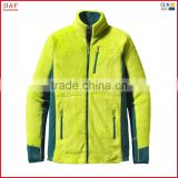 Wholesale h&f garment lightweight mens waterproof and windproof breathable sport outdoor jacket