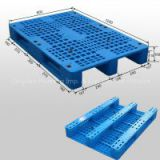 Double-faced Stackable plastic pallet