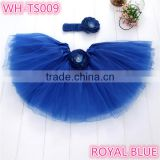 baby fairy ballet tutu dress royal blue colour