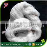 Wholesale wool yarn polyester / cheap wool yarn / angora yarn