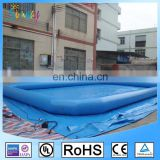Large Inflatable Plastic Swimming Pool for Adults and Kids