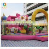 Inflatable amusing park,amusement park toys