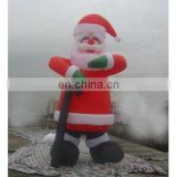 inflatable santa claus for Christmas holiday event