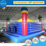 TOP INFLATABLES Brand new thomas the train inflatable mamaroo bouncer with high quality