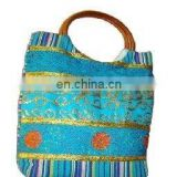 Weavers Cotton Hobo Hippie Thai Sling Crossbody Bags