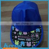 Hot sale Giveaways made in China cheap cycling custom flat cap