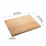 Bamboo Wood Cutting Board Extra Large