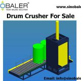 Steel Drum Crusher