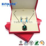 SINMARK fashion jewelry boxes set&package bag wholesale China supplier