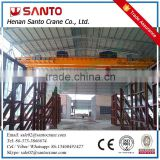 Steel Wheel Double Trolley Bridge Crane Made In China