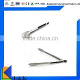 Stainless steel food clip bread barbecue clip/ice tongs/ice clip