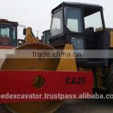 Road Roller For Sale Used Compactor For Sale Dynapac CA25, Used Dynapac CA25 Vibratory Soil Road Roller Hot Sale