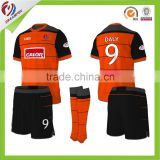 Dreamfox custom brand sublimated printing soccer jersey football wear Soccer jerseys uniforms sublimation Soccer Uniform Set