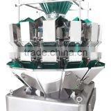 14 head Automatic Hardware multihead weigher for nail,screws,bolts,plastic component,small wares Packaging Machine