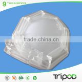 Air Filling Packing , Round Air Bubble Plastic Bag