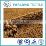 slippers wool felt Lambswool 100% polyester fabric changshu farland textile