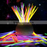 Rainbow colors Christmas festivities ceremony fluorescent bracelets,night glow sticks,LED toys for Olympic quality first