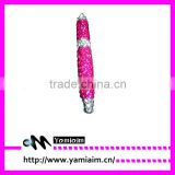 HOT SALE HOT PINK rhinestone pen crystal sparkle