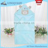 BB-MS-012 wholesale 100% cotton baby muslin swaddle blanket
