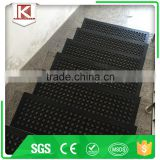 Carpet acid-resistant rubber mat for stairs