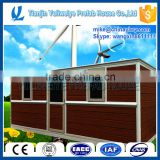 Professional custom container trailer, camps for office, prefab apartment,etc.