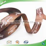 High Quality custom printed polyester satin ribbon                                                                                         Most Popular