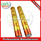 gold printed party popper confetti shooter                                                                         Quality Choice