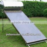 Beautiful and Powerful Compact Flat Panel Solar Water Heater