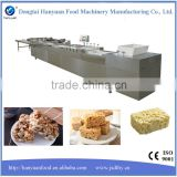 High quality cereal bar making machine, cereal bar production line, rice candy cutting machine